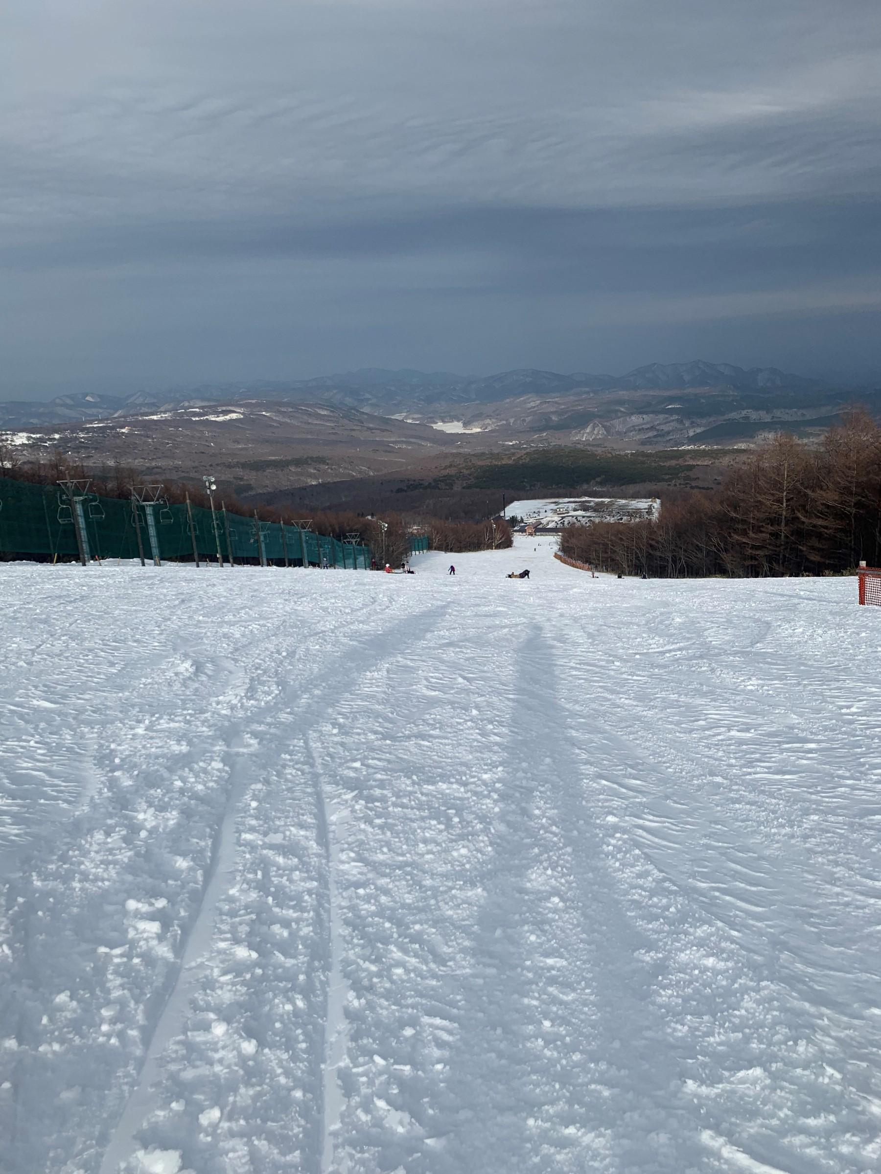 スキー リゾート 羽鳥 湖 グランディ