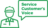 service Customer's Voice